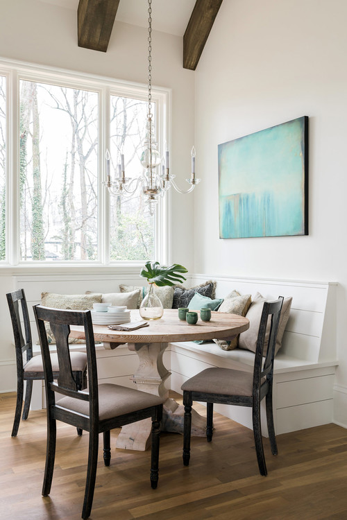 Small Space Solutions for Dining Room