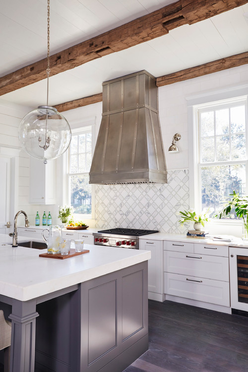 Coastal Style Kitchen in Atlanta
