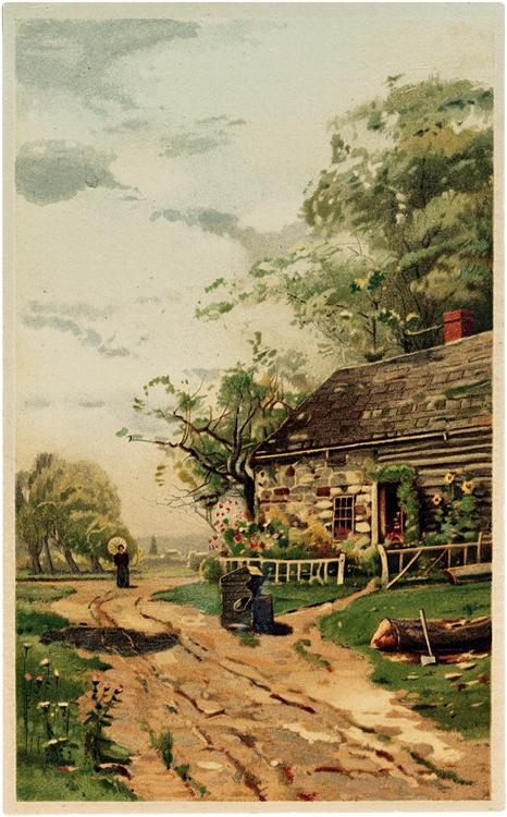 Country Farmhouse Free Printable