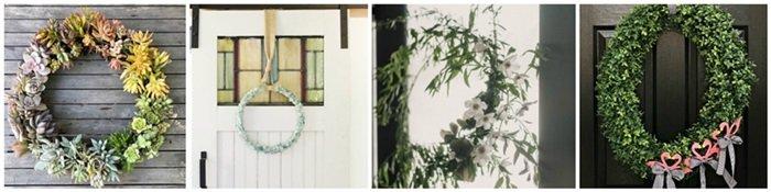 Summer Wreath Ideas