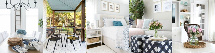 Seasonal Simplicity Summer Home Tour Series
