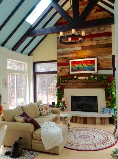 Country Style Three Season Room