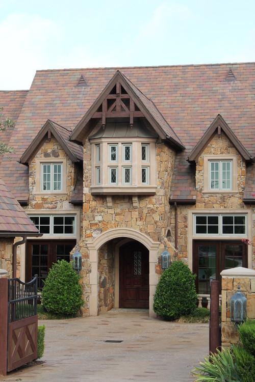 Tudor Style Home in Texas