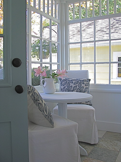 Small Back Porch Sun Room