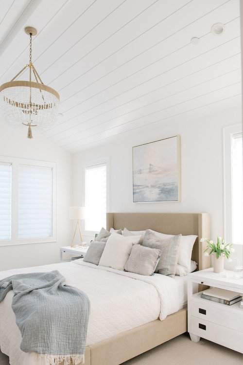 Beach Style Bedroom in San Francisco