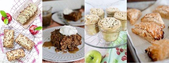Fall Apple Recipe Series