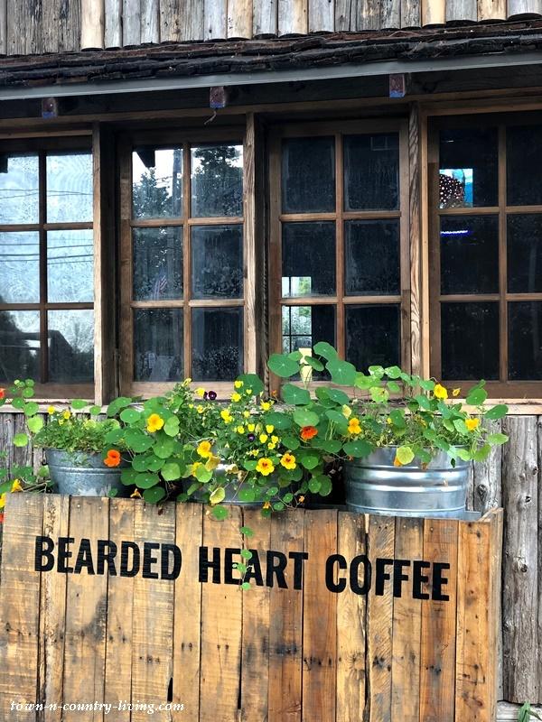 Bearded Heart Coffee in Baileys Harbor