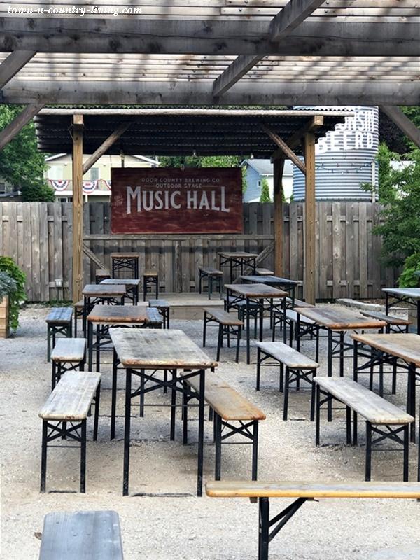 Baileys Harbor Outdoor Music Hall