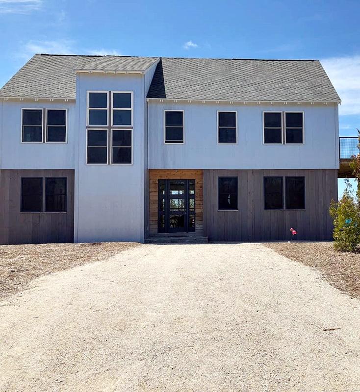 Modern Farmhouse in Baileys Harbor, Door County, Wisconsin