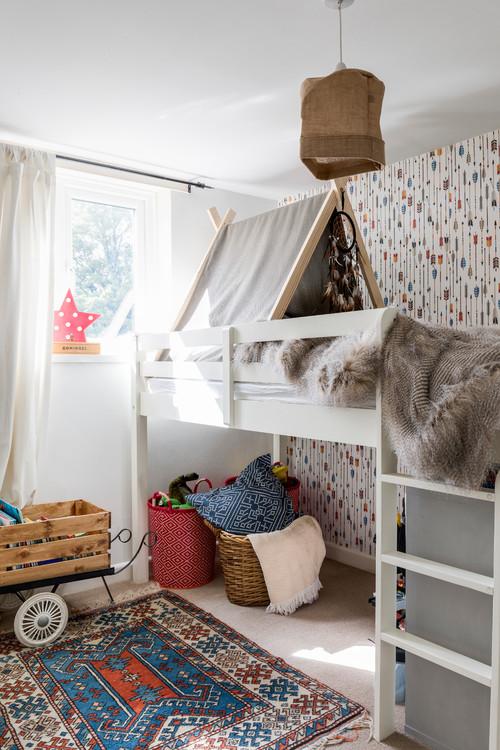 Kids' Tent Bed