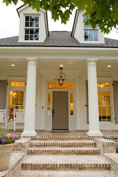 Southern Living Front Porch