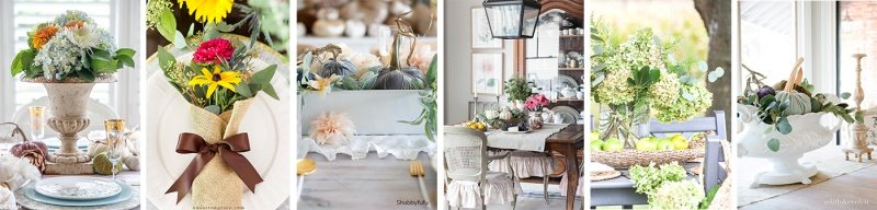Styled and Set Fall Entertaining Ideas