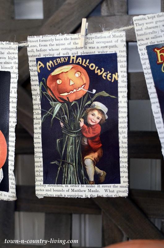 Vintage Halloween Prints