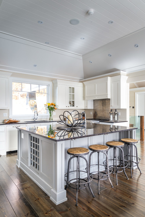 White Lake House Kitchen