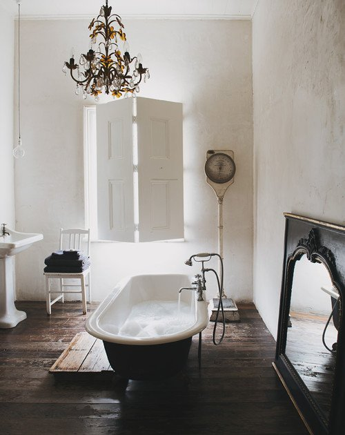 Old Fashioned Bathrooms