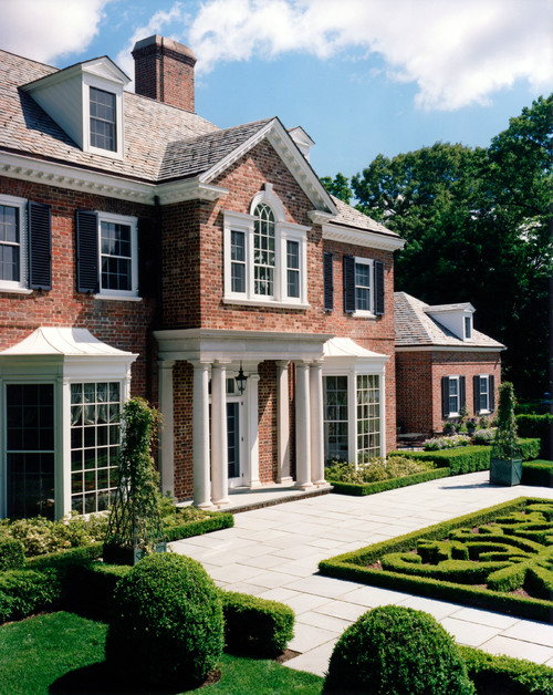 Stately Brick Homes