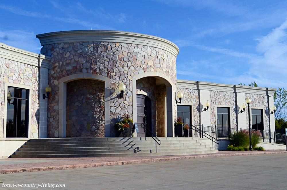 Acquaviva Winery in Maple Park, Illinois