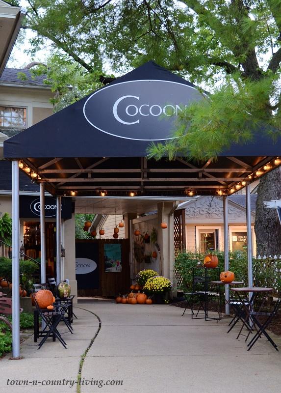 Cocoon Store in Geneva, Illinois