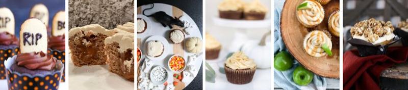 Fall Cupcake Recipes