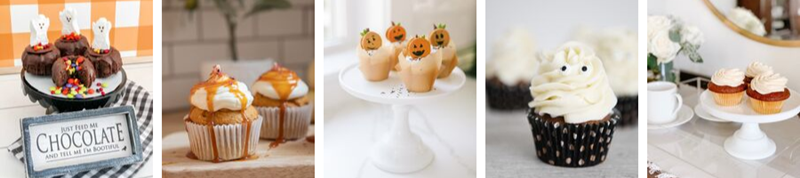 Fall Cupcake Recipes
