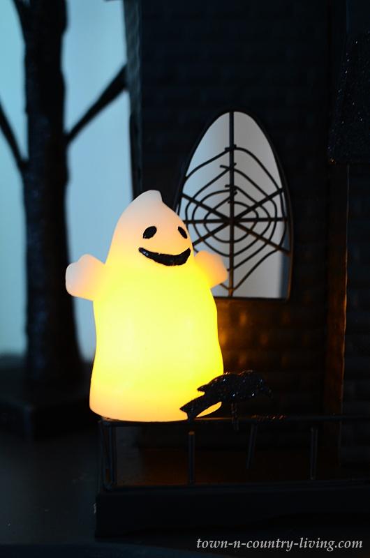 LED Ghost Light