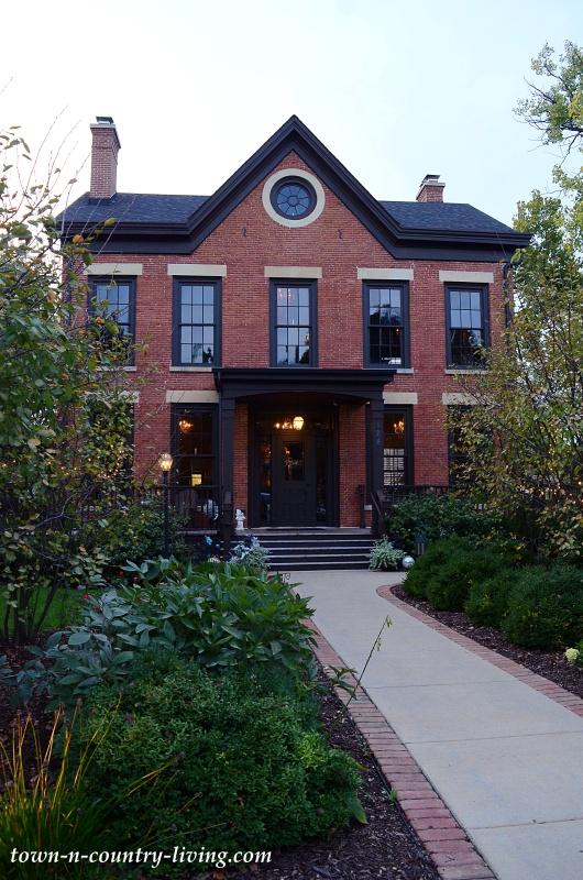 Patten House in Geneva, Illinois
