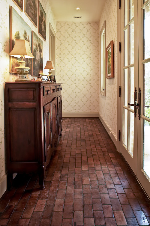 English Country Entryway