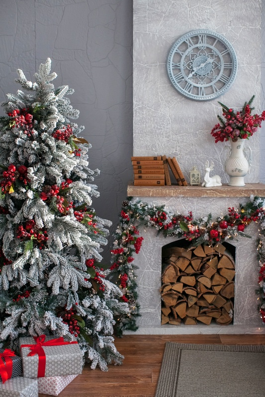 Farmhouse Style Christmas