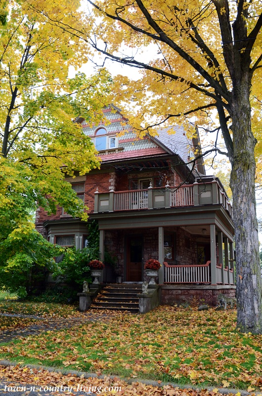 Old Victorian House in Southwest Michigan