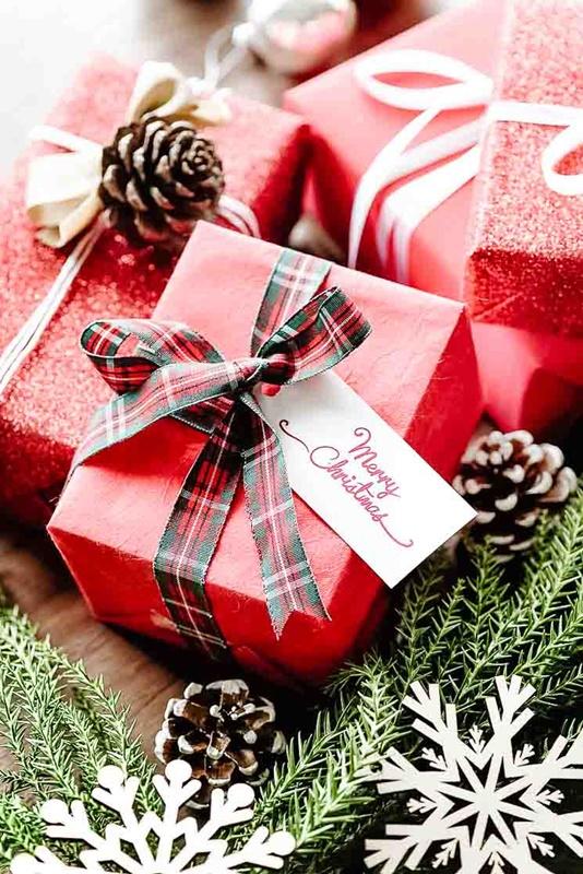 Holiday Organizing by Shabbyfufu