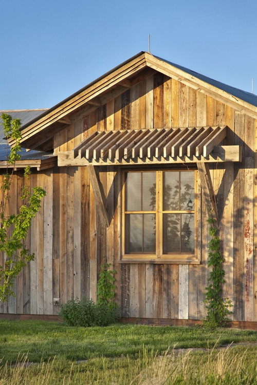 Rustic Outbuilding in Montana