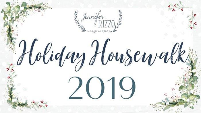 Jennifer Rizzo Holiday Housewalk