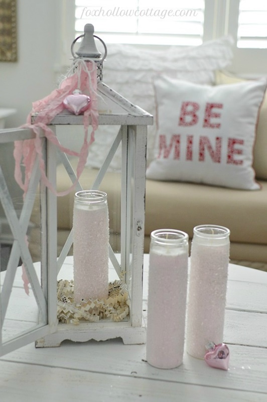 Shabby Chic Candles by Fox Hollow Cottage