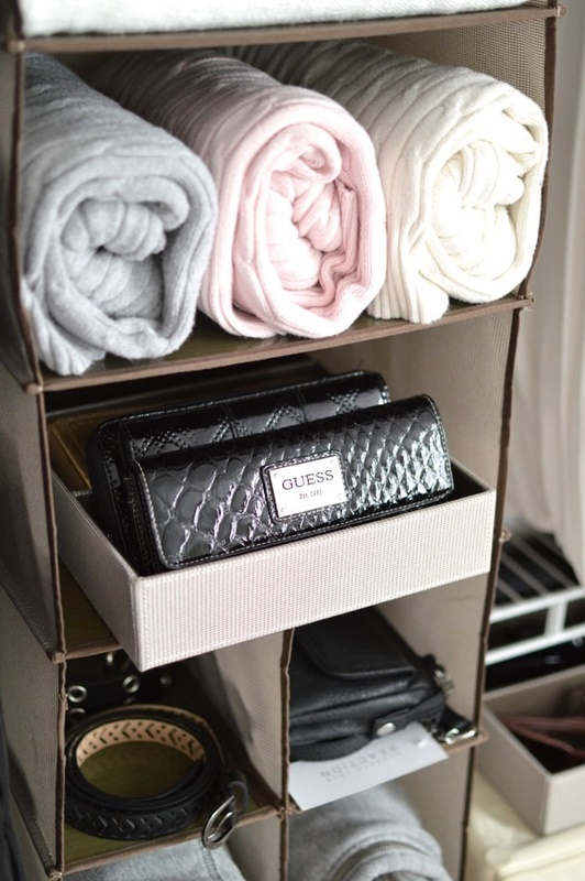 Closet Organization by Fox Hollow Cottage