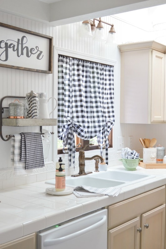 Kitchen Organizing by Fox Hollow Cottage