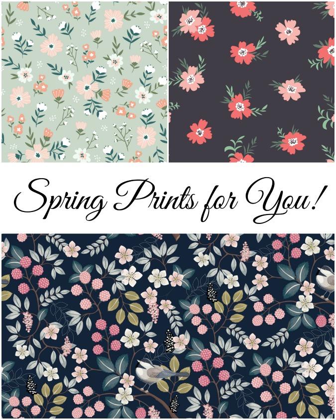 Free Spring Prints