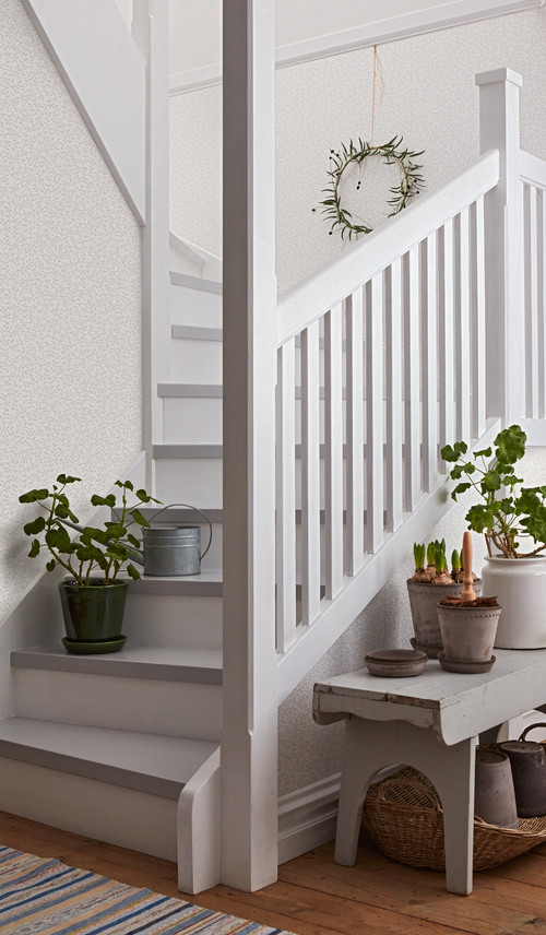 Scandinavian Style Staircase