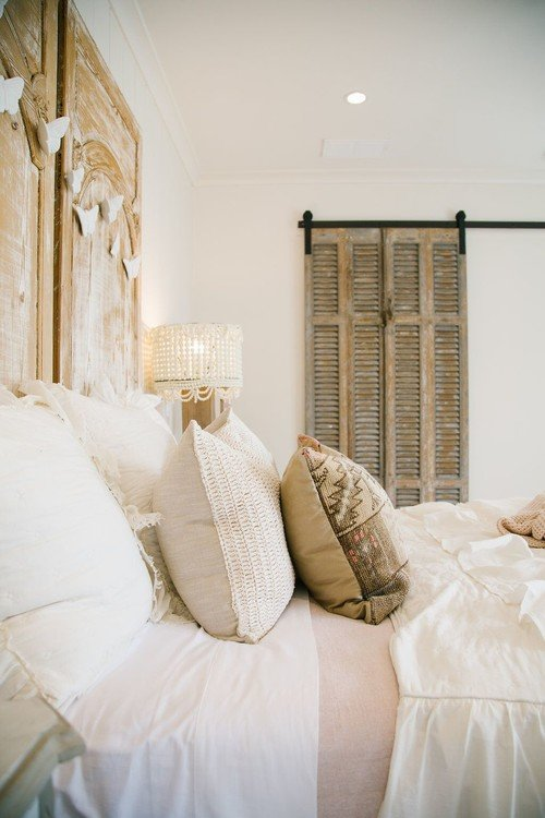 Shabby Chic Style Master Bedroom