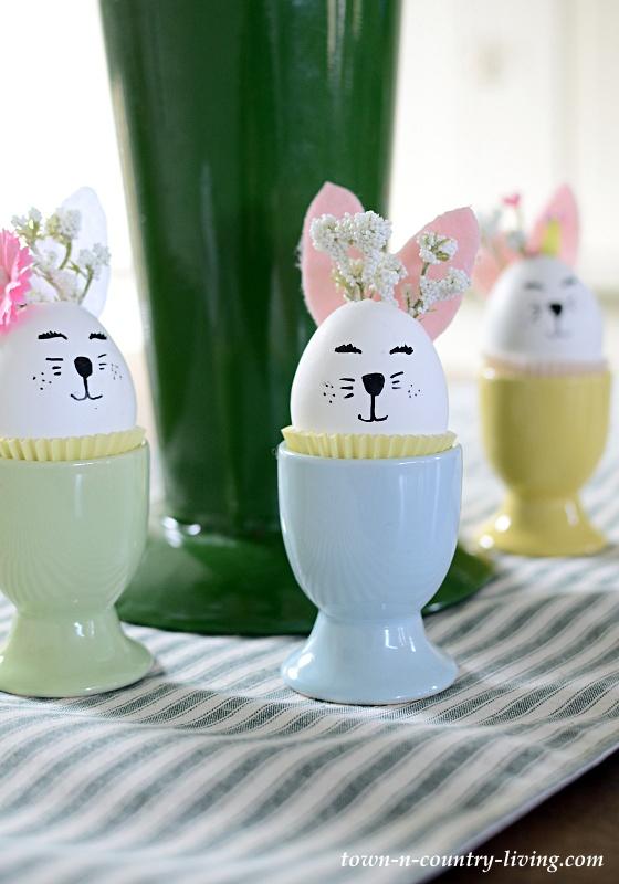 DIY Bunny Eggs