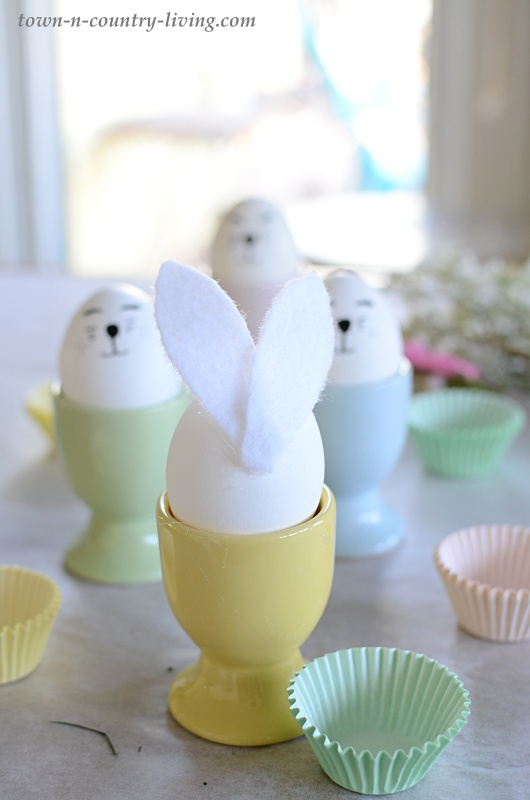 How to Make Bunny Eggs