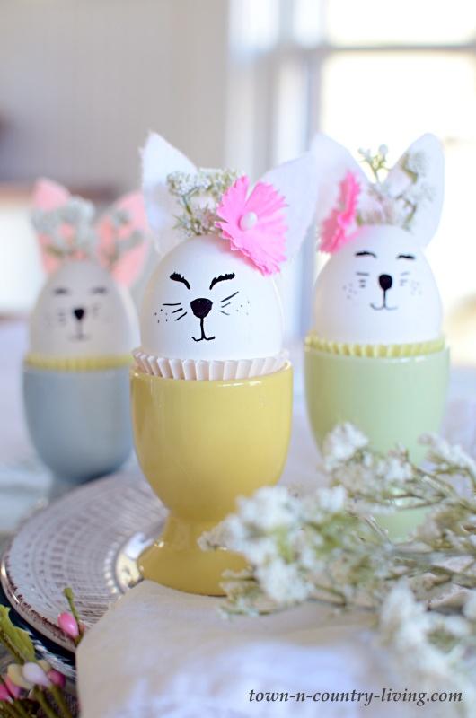 DIY Bunny Eggs for Spring