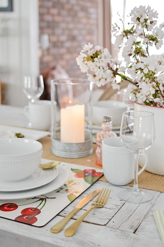 Spring Tables and Decor: Style Showcase