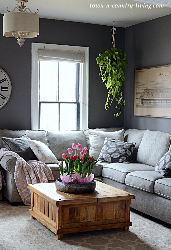 Spring Decorating Home Tour: Part Two
