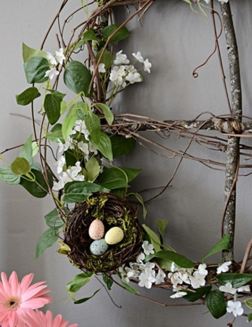 Branch and Twig Wreath