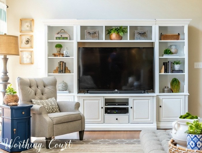 Worthing Court Living Room