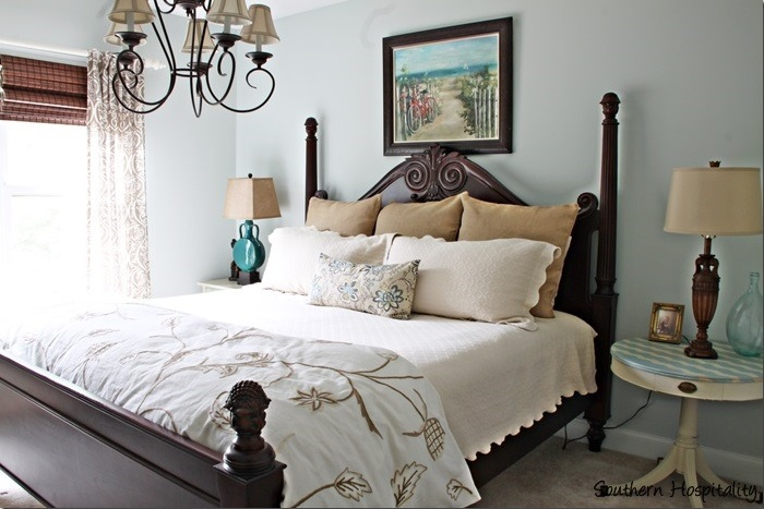 Guest Room Makeover by Southern Hospitality