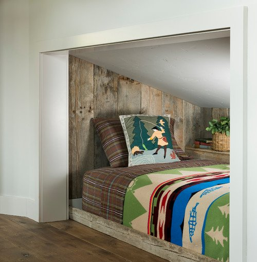 Bedroom in a Cubby