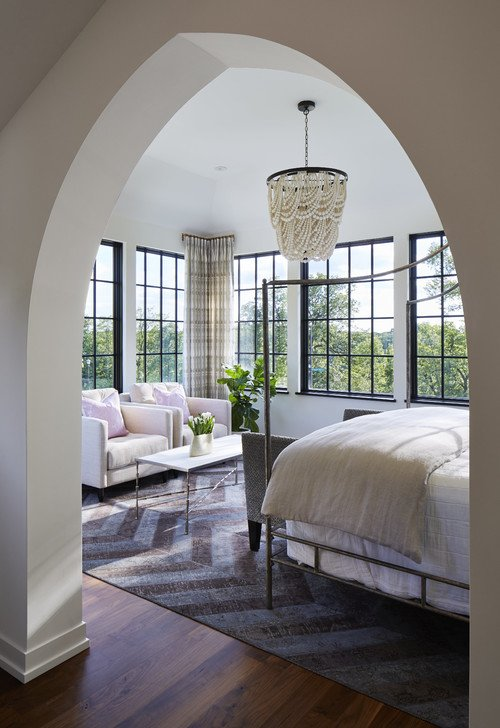 Beautiful Rooms with a View - Bedroom