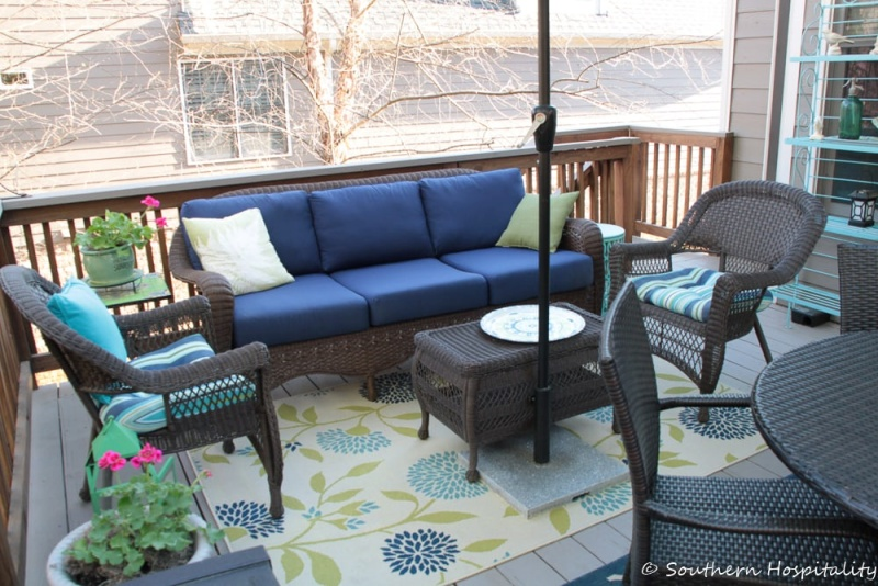Summer Porch by Southern Hospitality