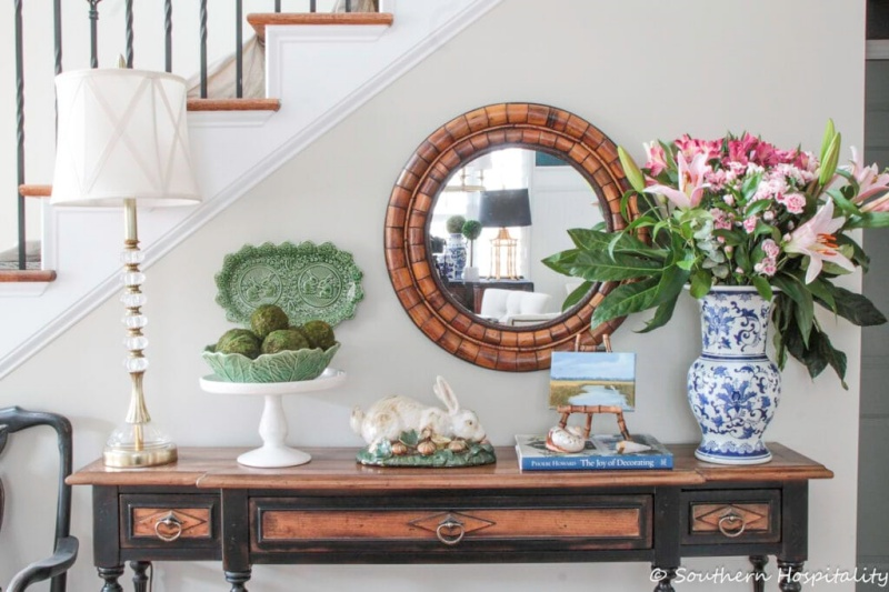 Spring Foyer by Southern Hospitality